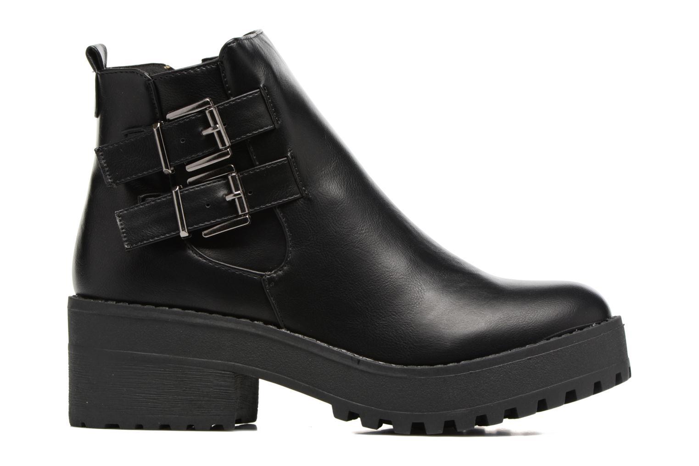 Bottines et boots Coolway Bashita Noir vue derrière