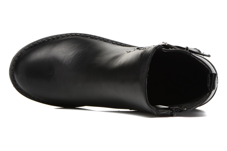 Bottines et boots Coolway Bashita Noir vue gauche