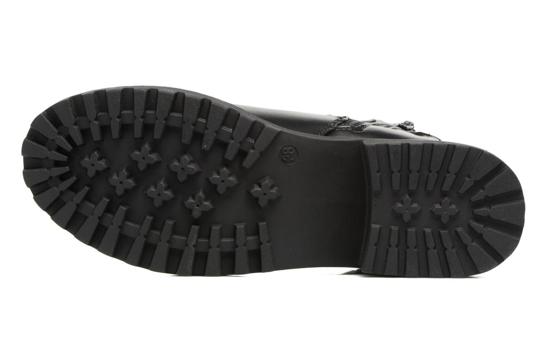 Bottines et boots Coolway Bashita Noir vue haut