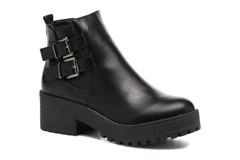 Bottines et boots Coolway Bashita Noir vue détail/paire