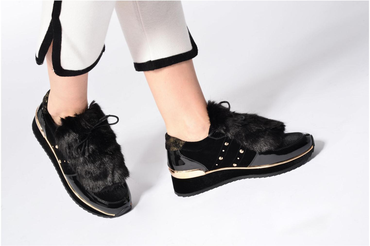 Sneakers Coolway Rock Nero immagine dal basso