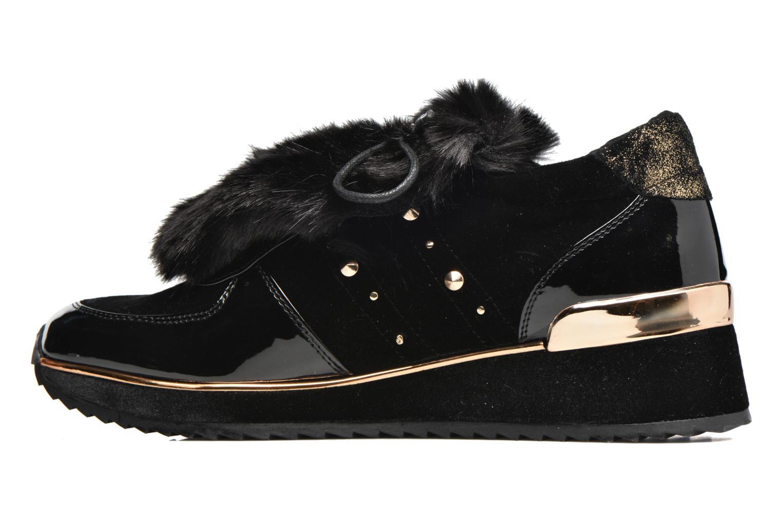 Sneakers Coolway Rock Nero immagine frontale