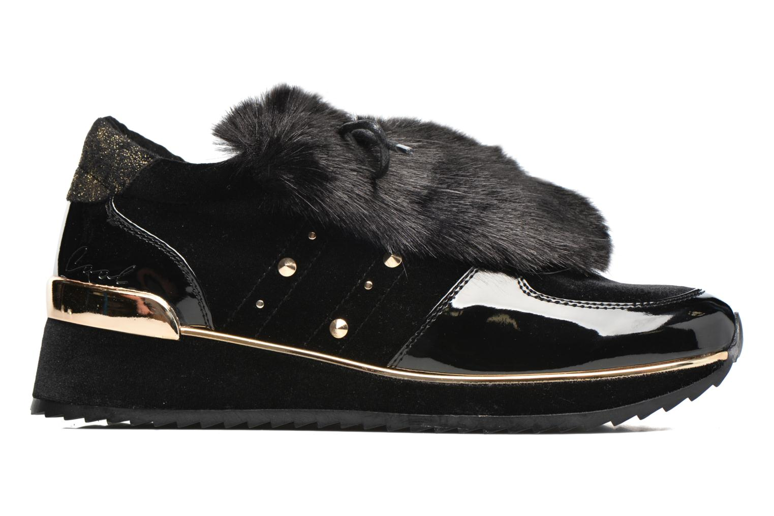 Sneakers Coolway Rock Nero immagine posteriore