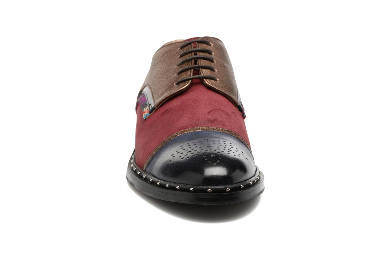 Chaussures à lacets Melvin & Hamilton Sally 40 Multicolore vue portées chaussures