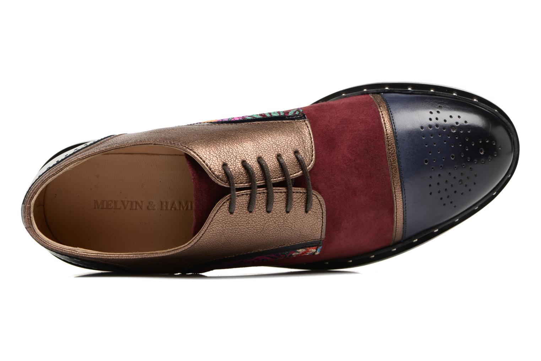 Chaussures à lacets Melvin & Hamilton Sally 40 Multicolore vue gauche