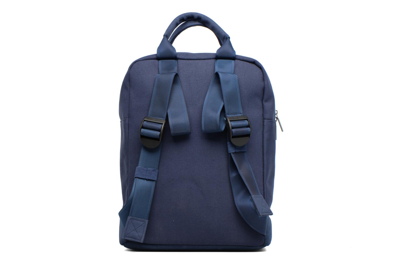 Sacs à dos Mi-Pac Tote Backpack Bleu vue face