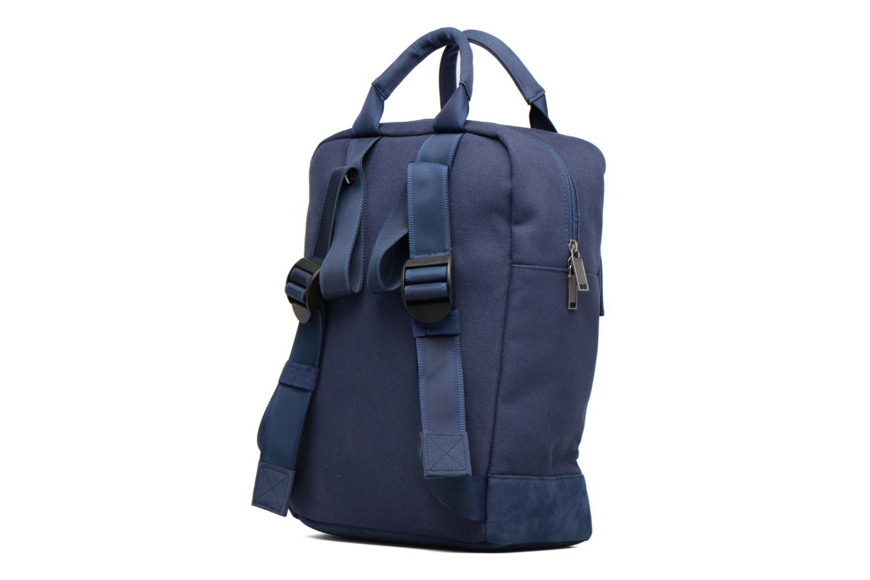 Sacs à dos Mi-Pac Tote Backpack Bleu vue droite