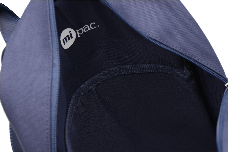 Sacs à dos Mi-Pac Tote Backpack Bleu vue derrière