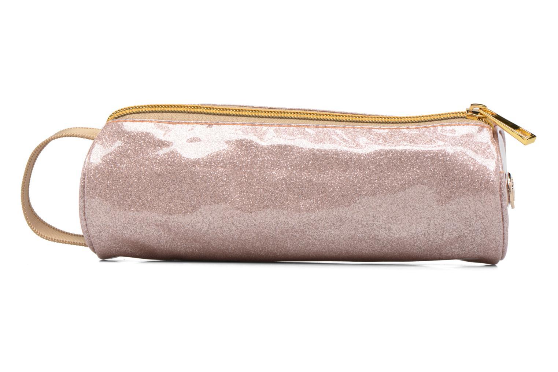 Gold Pencilcase Champagne glitter