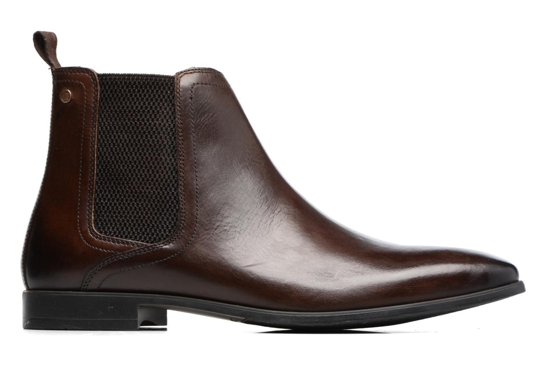 Bottines et boots Base London Guinea Marron vue derrière