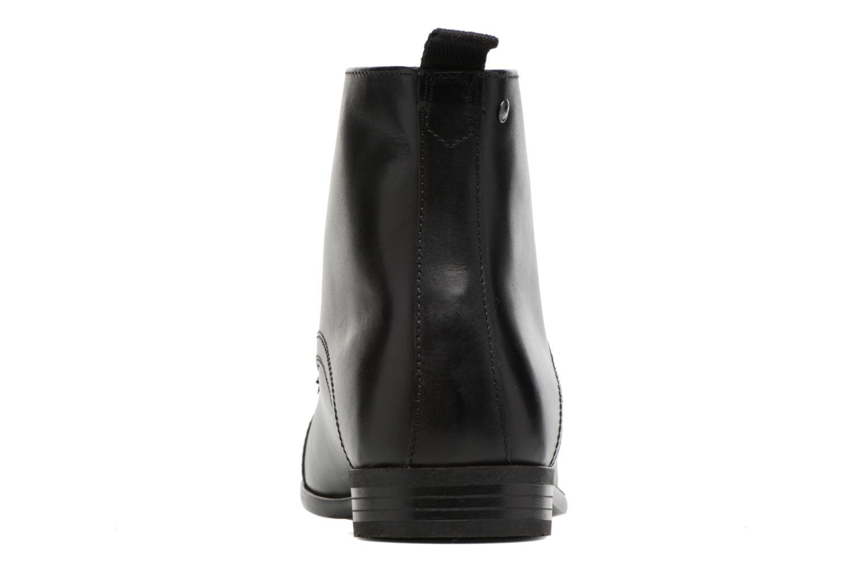 Bottines et boots Base London Clayton Noir vue droite