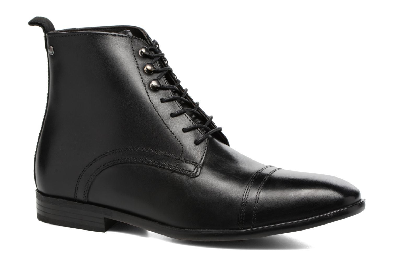 Bottines et boots Base London Clayton Noir vue détail/paire
