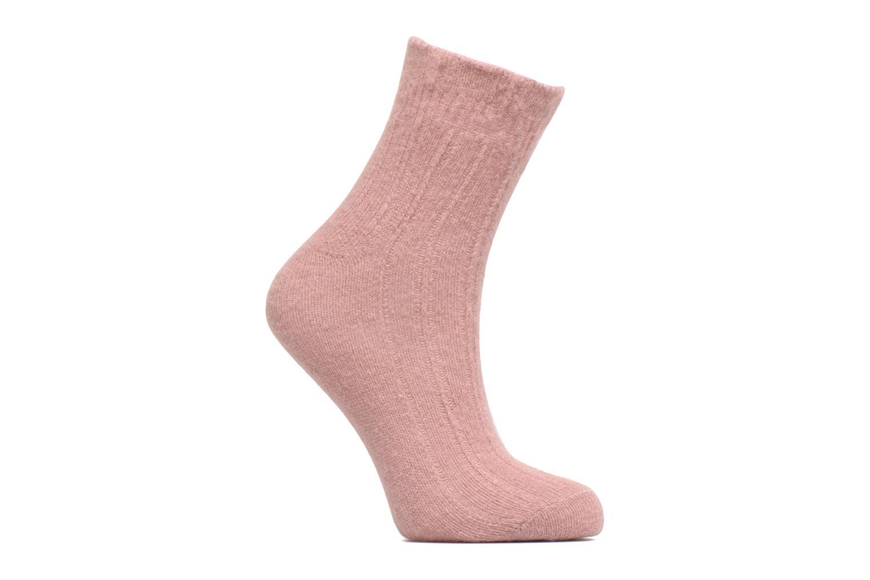 Socken & Strumpfhosen BLEUFORÊT Chaussettes Courtes Cocoon Alpaga rosa detaillierte ansicht/modell