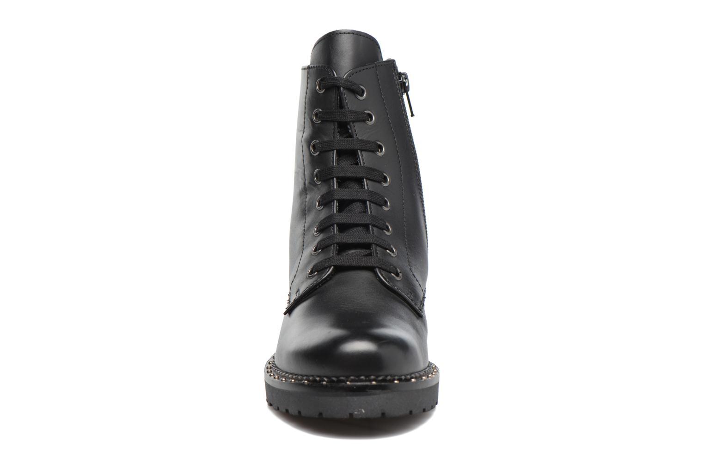 Bottines et boots Jonak Moon Noir vue portées chaussures