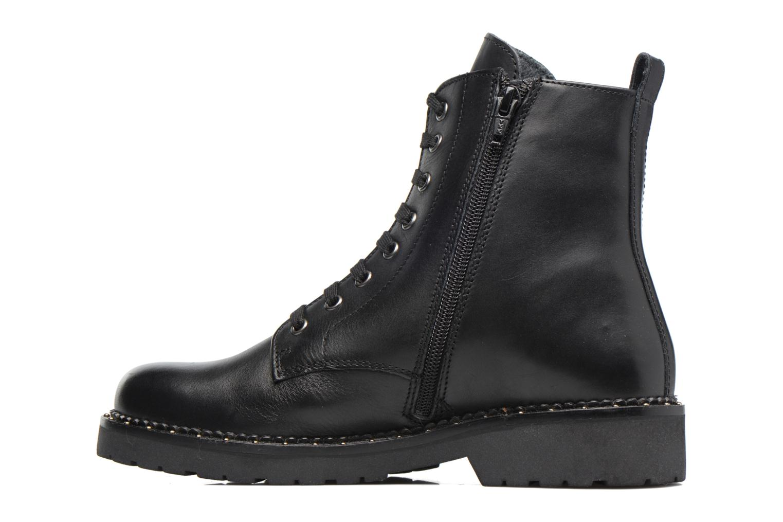 Bottines et boots Jonak Moon Noir vue face