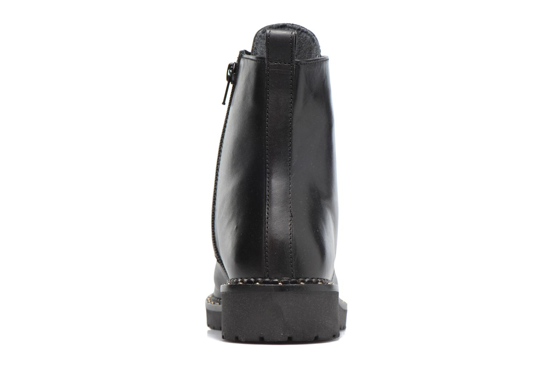 Bottines et boots Jonak Moon Noir vue droite