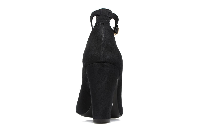 Marina 1 Velours Noir