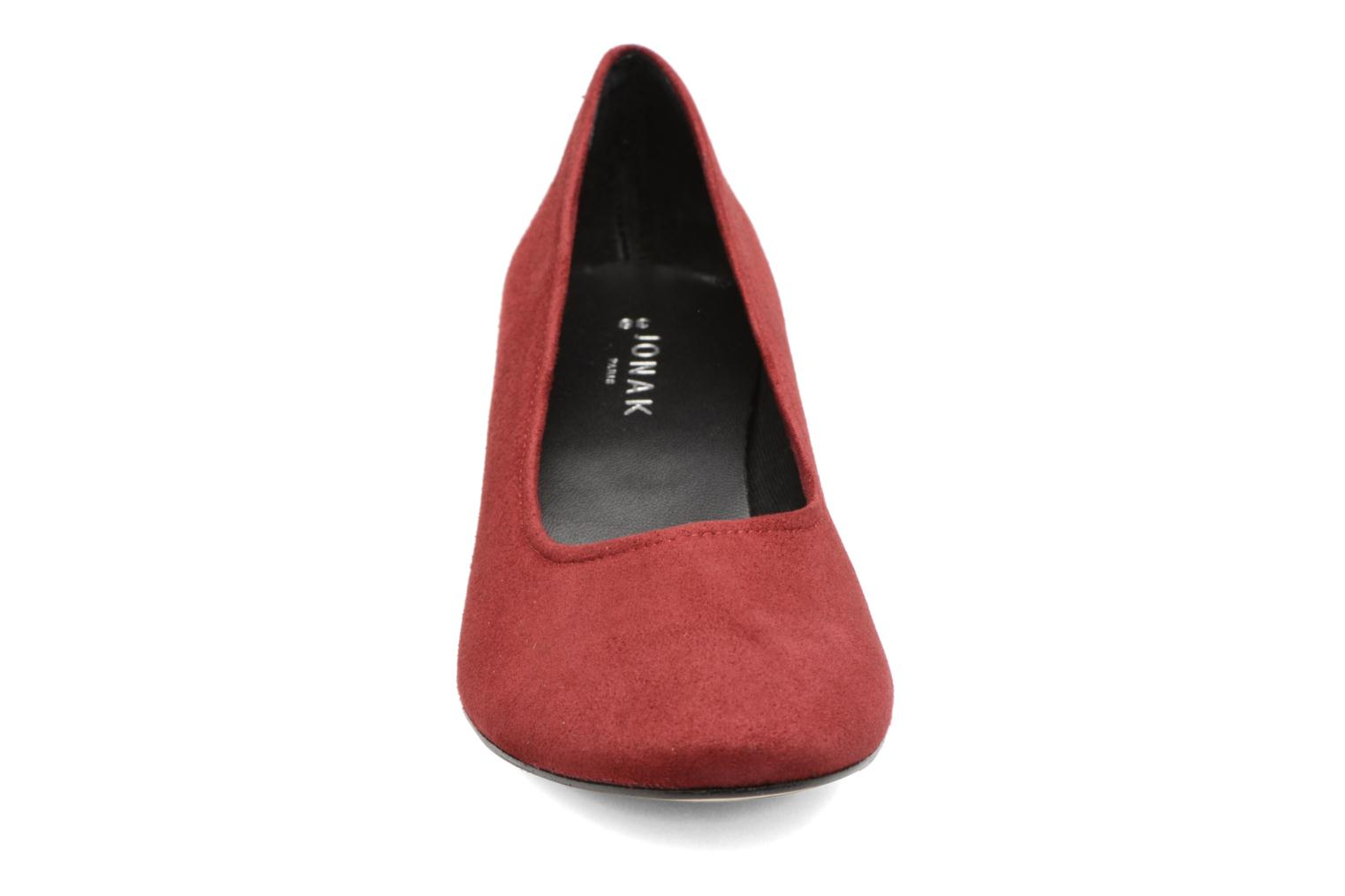 Pumps Jonak Aura Bordeaux model