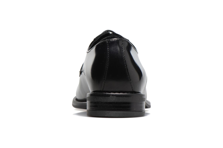 Schnürschuhe Jonak CD60008 schwarz ansicht von rechts