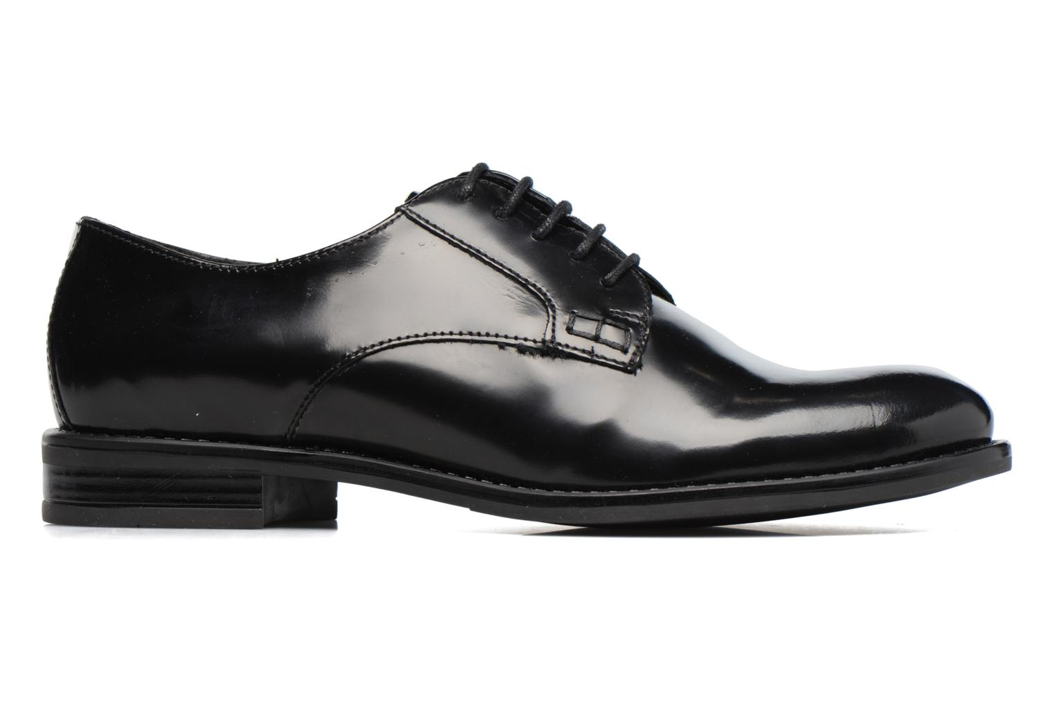 Lace-up shoes Jonak CD60008 Black back view