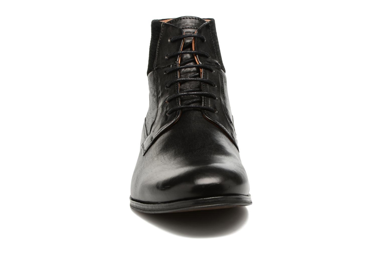 Bottines et boots Kost Courbet Noir vue portées chaussures