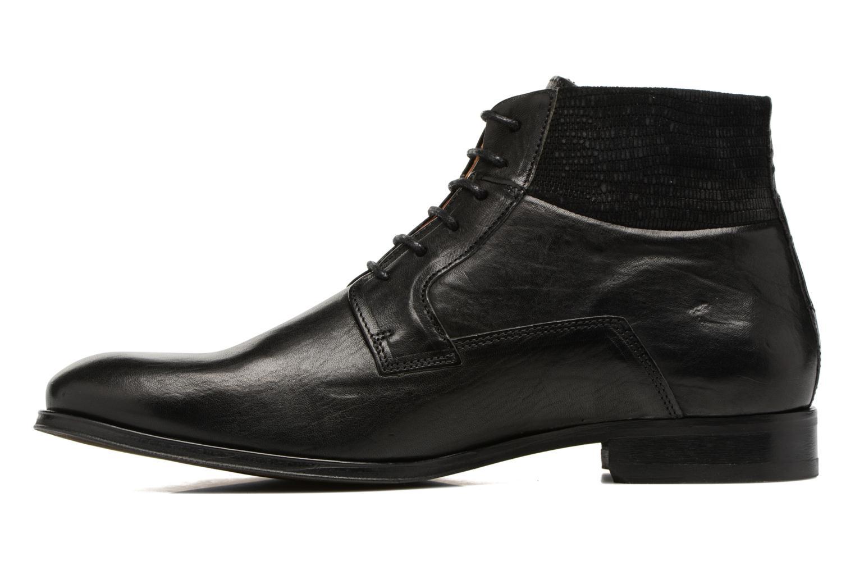 Bottines et boots Kost Courbet Noir vue face