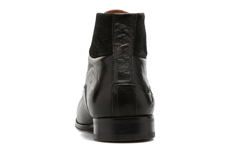Bottines et boots Kost Courbet Noir vue droite