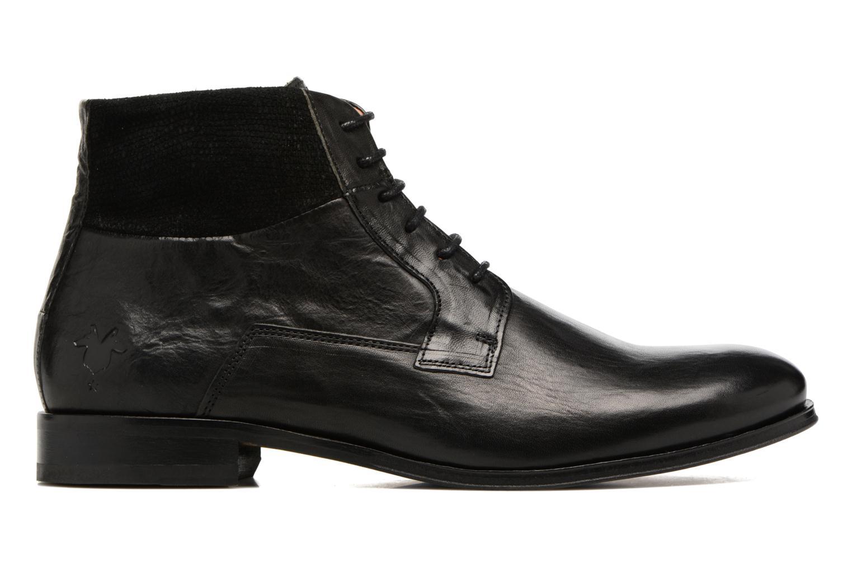 Bottines et boots Kost Courbet Noir vue derrière