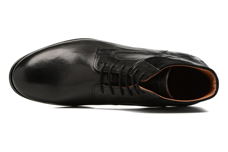 Bottines et boots Kost Courbet Noir vue gauche