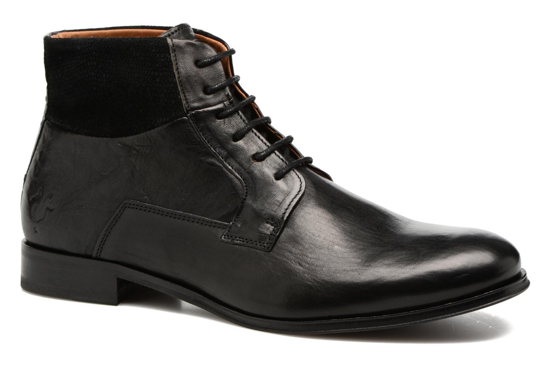 Bottines et boots Kost Courbet Noir vue détail/paire