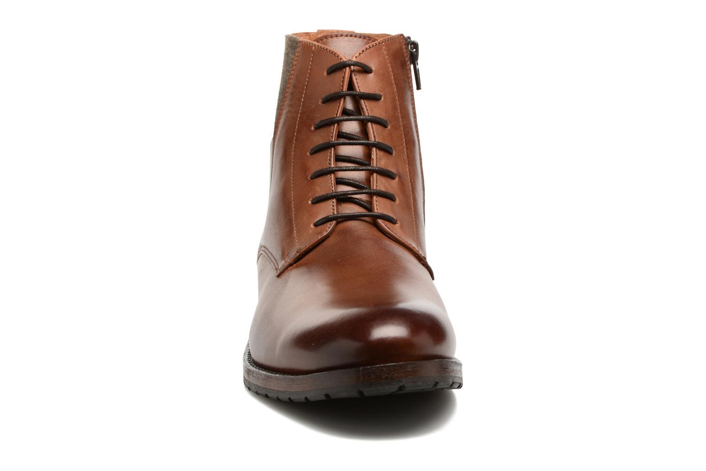 Bottines et boots Kost Drome 45 Marron vue portées chaussures