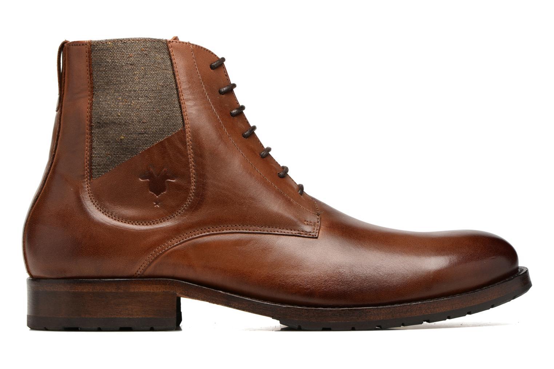 Bottines et boots Kost Drome 45 Marron vue derrière