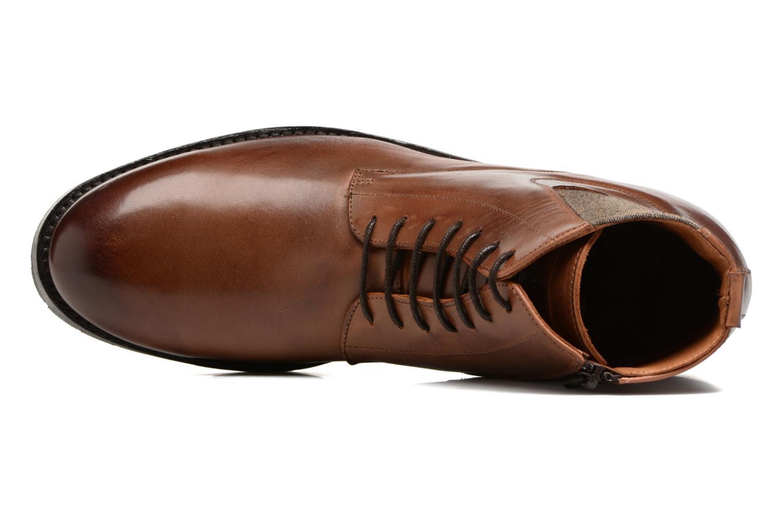 Bottines et boots Kost Drome 45 Marron vue gauche
