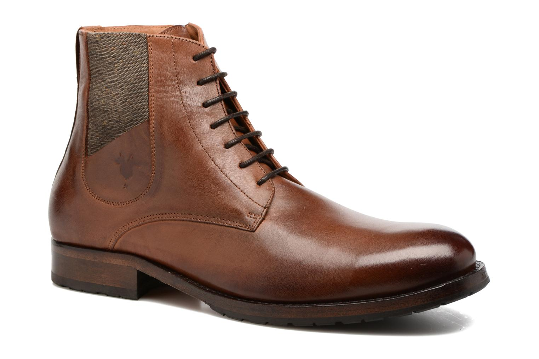 Bottines et boots Kost Drome 45 Marron vue détail/paire