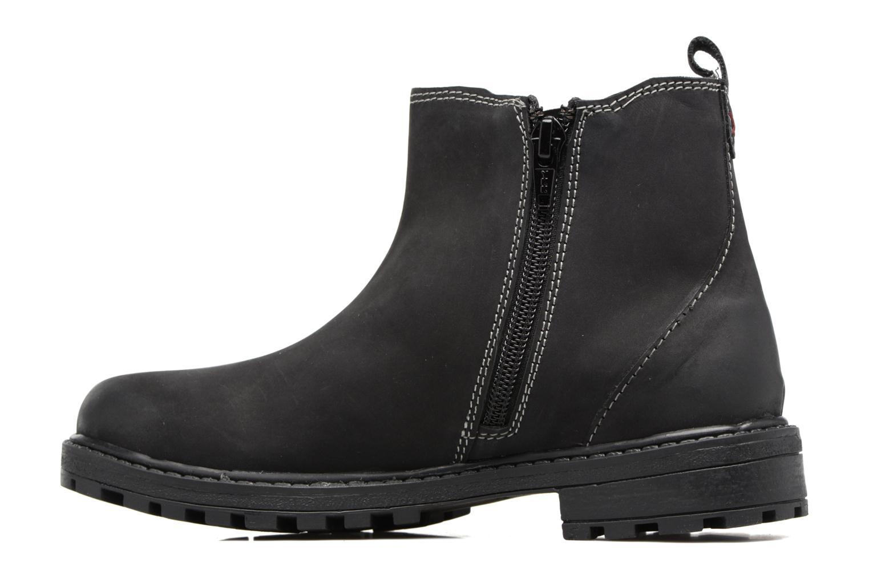 Bottines et boots Gioseppo 41553 Noir vue face
