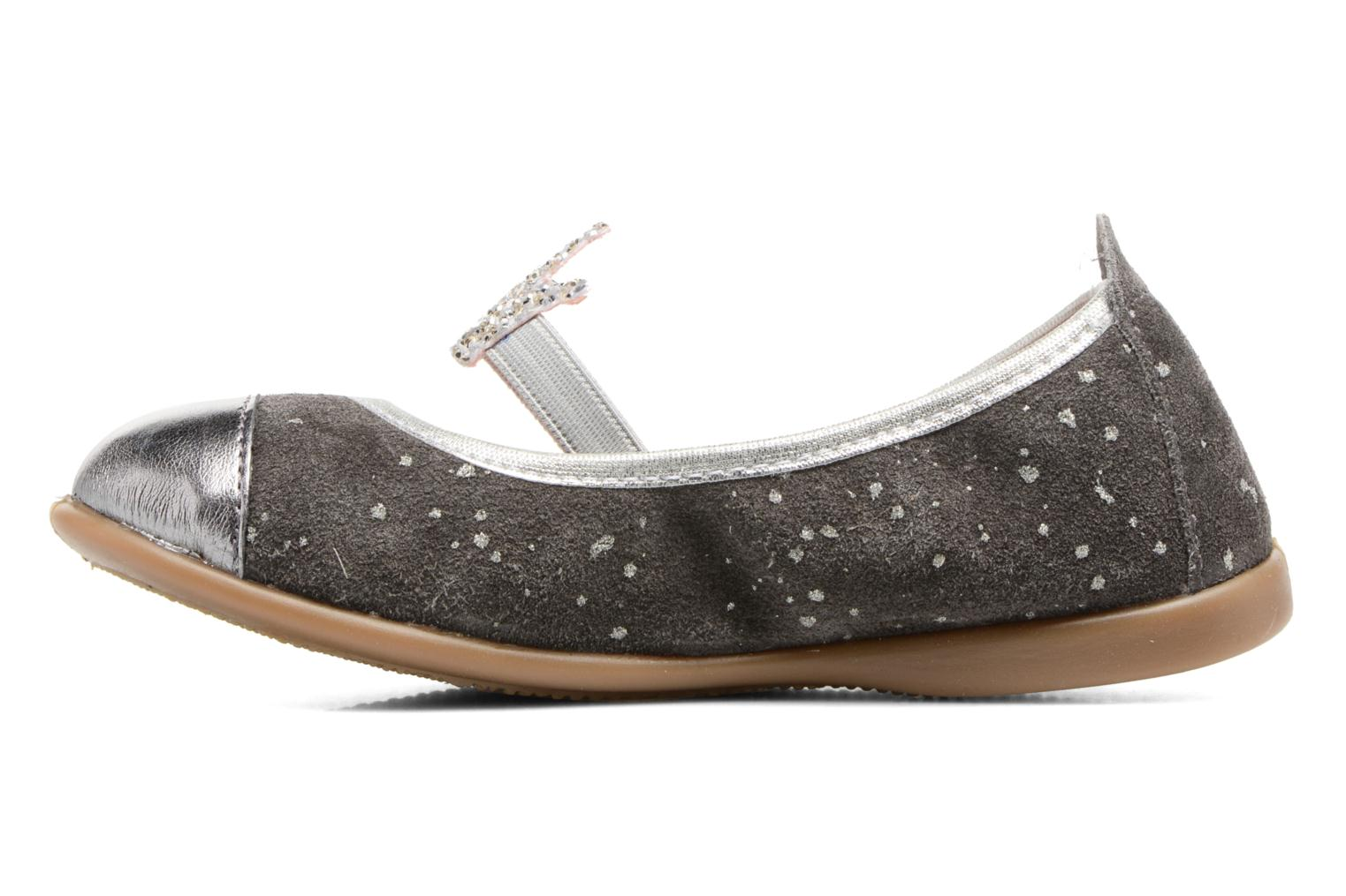 Ballet pumps Gioseppo 41623 Grey front view