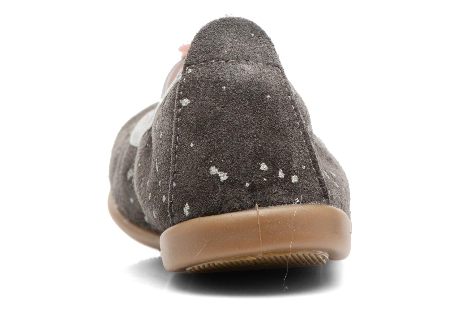 Ballet pumps Gioseppo 41623 Grey view from the right