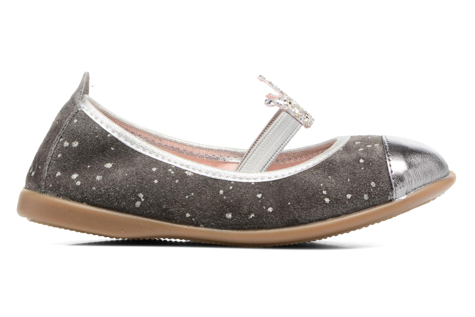Ballet pumps Gioseppo 41623 Grey back view