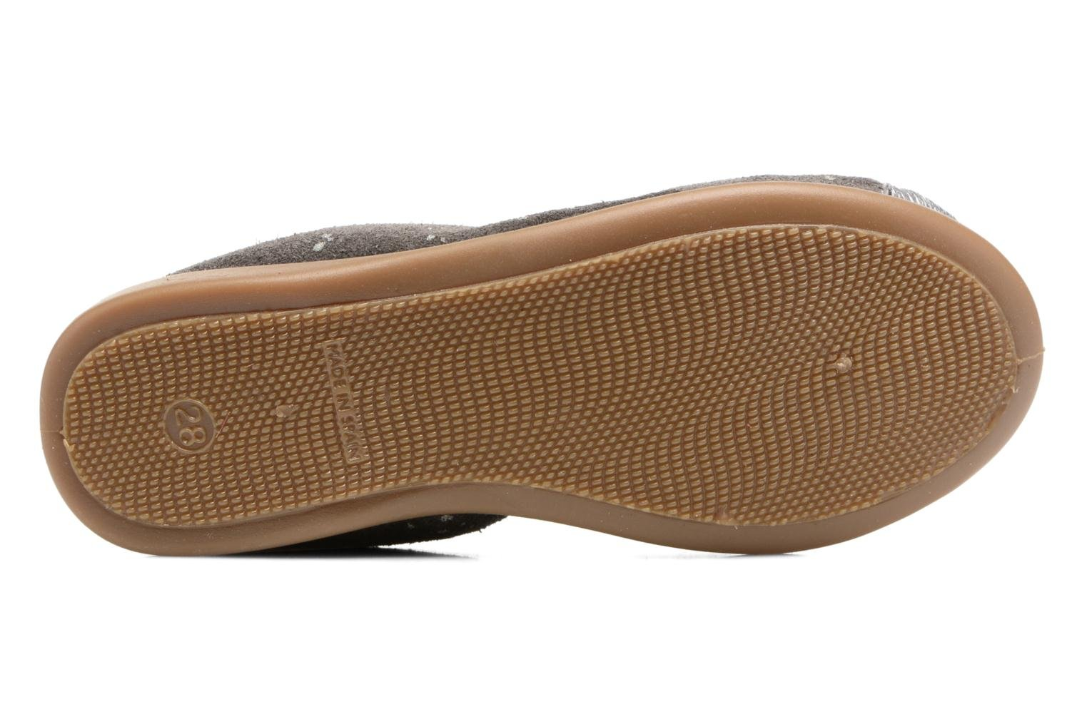 Ballet pumps Gioseppo 41623 Grey view from above