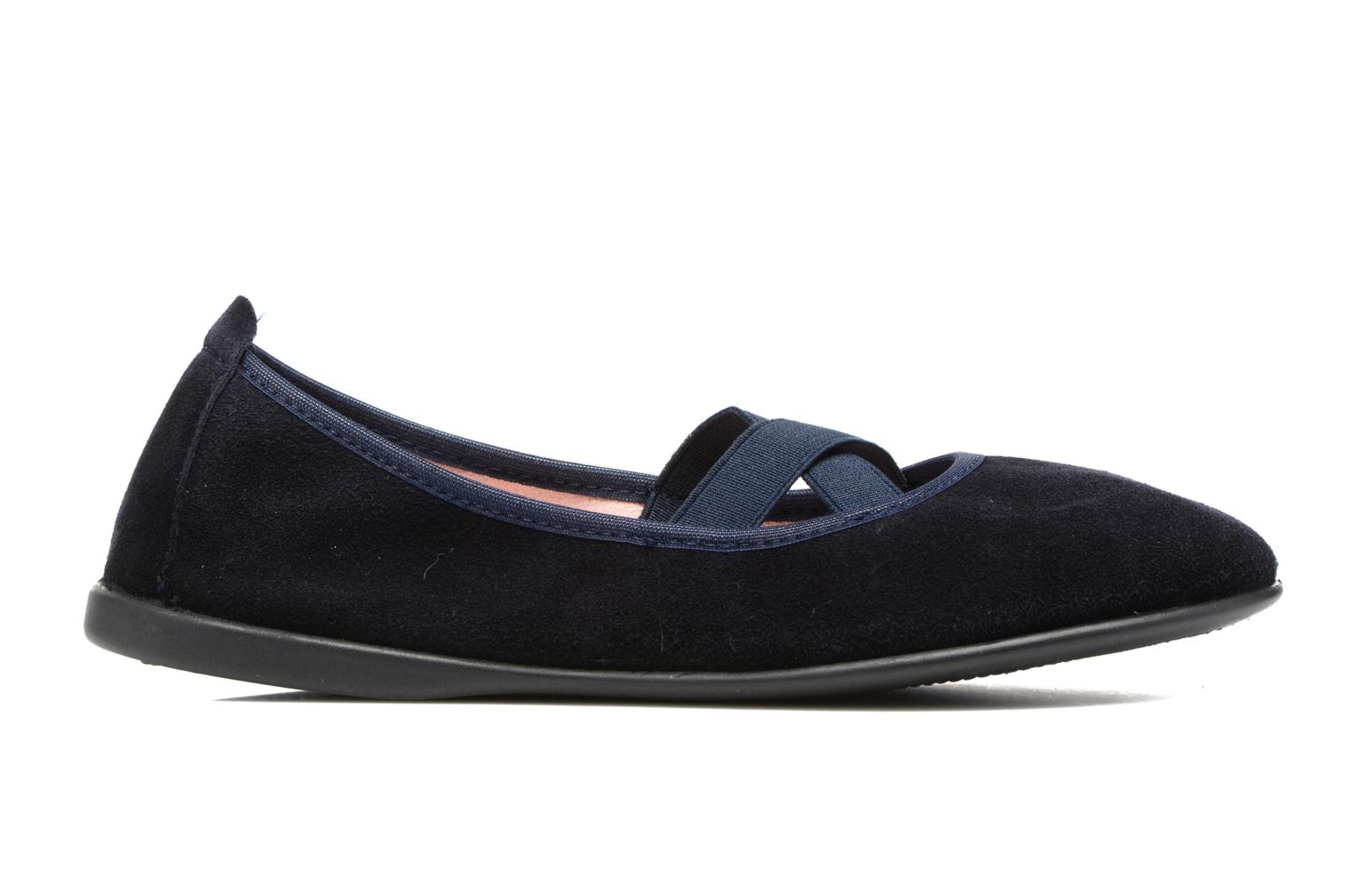 Ballet pumps Gioseppo 41621 Blue back view