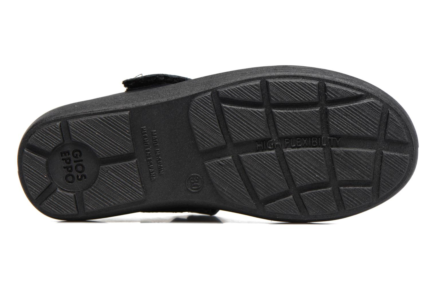 Ballet pumps Gioseppo ALPHA Black view from above
