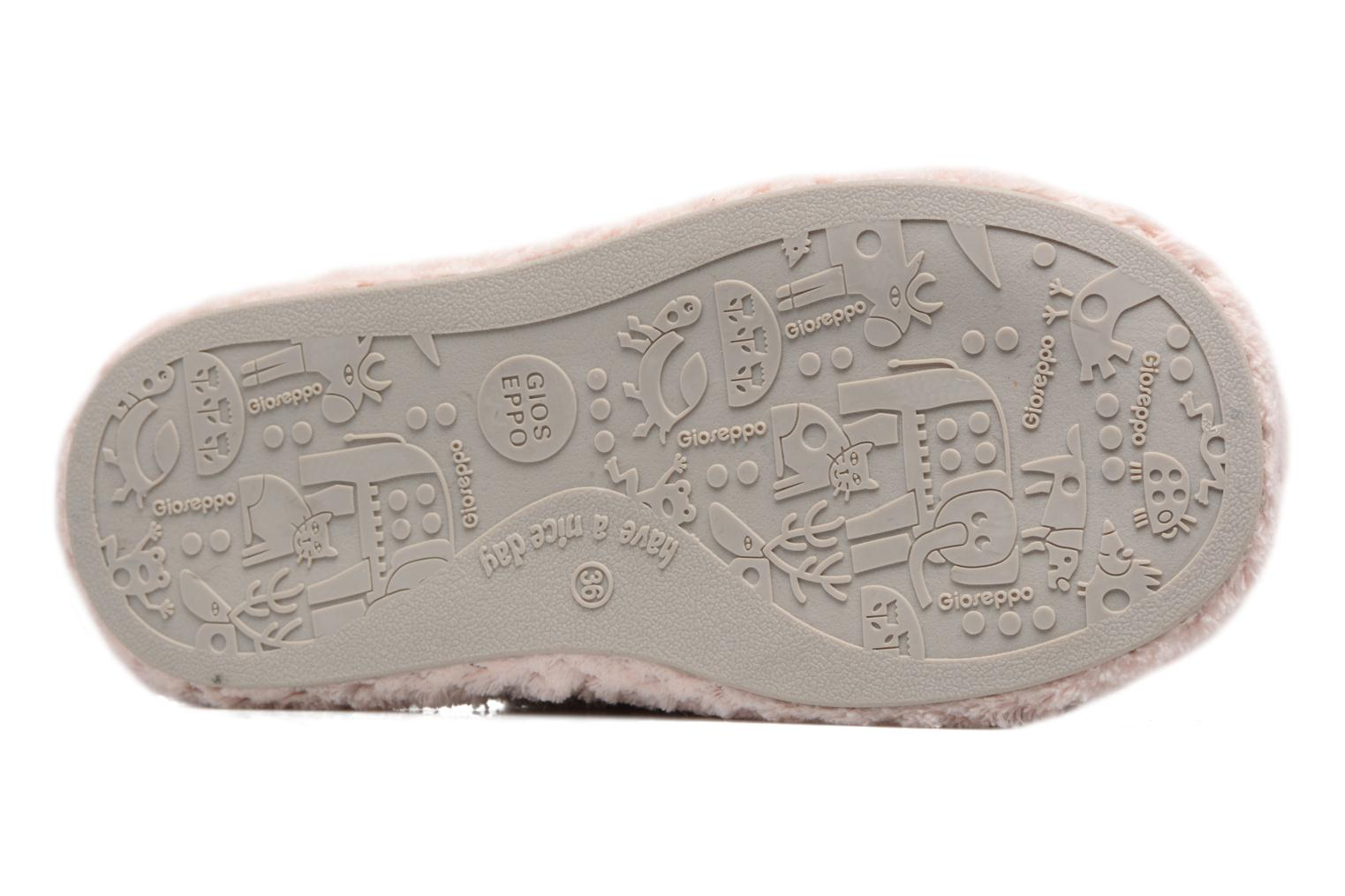 Chaussons Gioseppo 40755 Gris vue haut