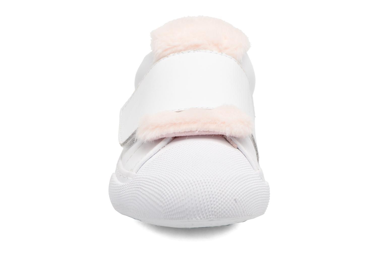 Sneaker Gioseppo 41801 weiß schuhe getragen