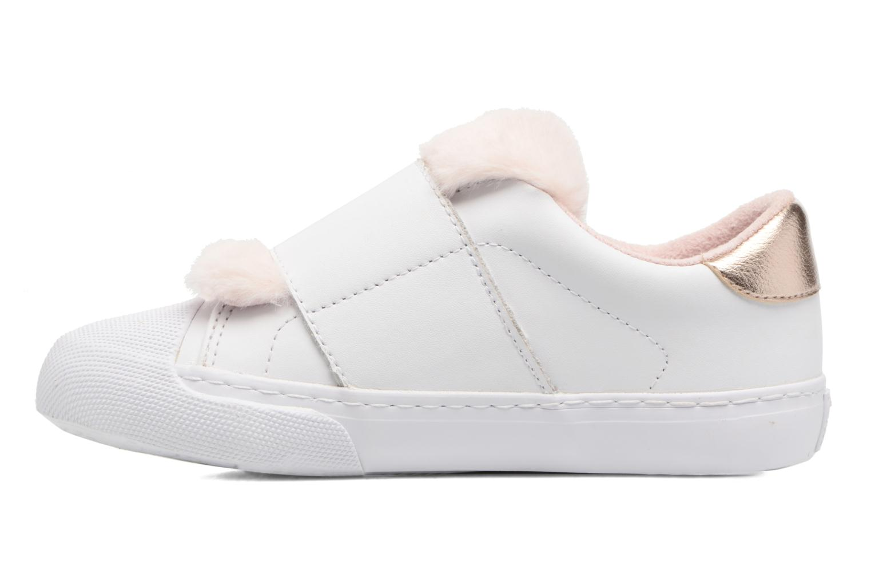 Sneakers Gioseppo 41801 Hvid se forfra