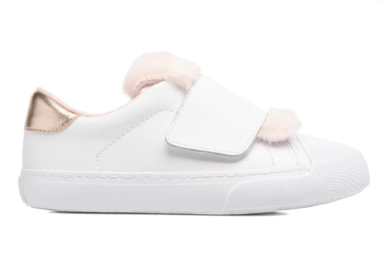 Sneakers Gioseppo 41801 Hvid se bagfra