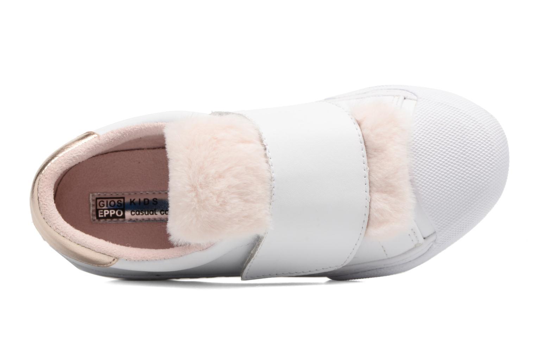 Sneaker Gioseppo 41801 weiß ansicht von links
