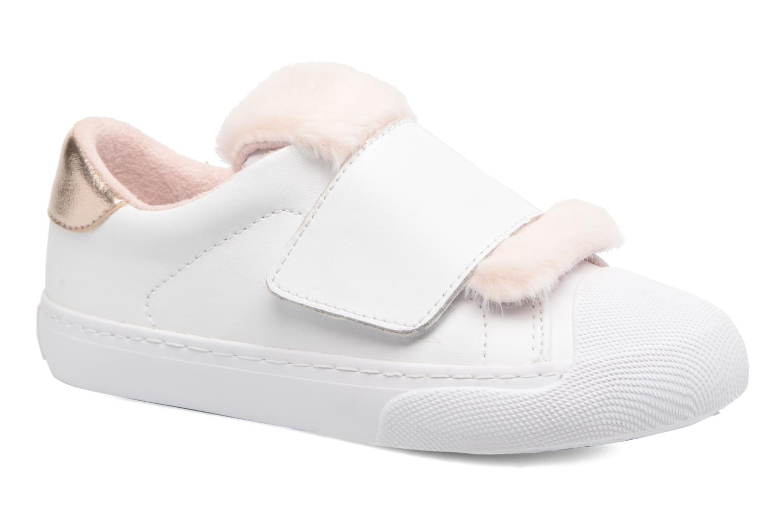 Sneakers Gioseppo 41801 Hvid detaljeret billede af skoene