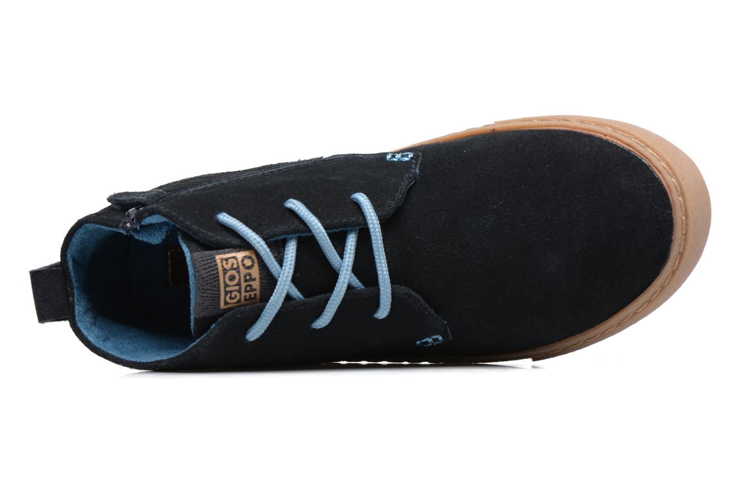 Trainers Gioseppo 41768 Blue view from the left