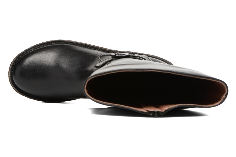 Stivali Kickers CHRISTY Nero immagine sinistra
