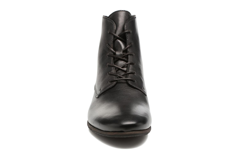 Bottines et boots Kickers GAMEGIRL Noir vue portées chaussures